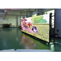 Buy cheap 1.8 Mm LED Advertising Display Customized , SMD Indoor Video Wall Led Screen from wholesalers