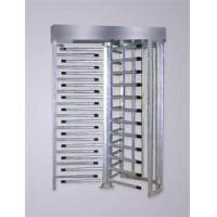 Buy cheap Entrance & exit management full height turnstile with automate reset function for building from wholesalers