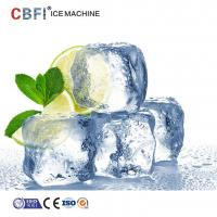 Buy cheap 10 Tons Commercial Ice Cube Machine With Germany Bitzer ISO from Wholesalers