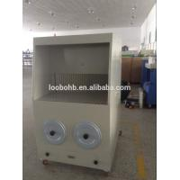 Buy cheap portable grinding and polishing dust removal downdraft table with self cleaning system from Wholesalers