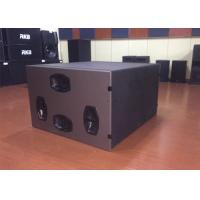 "Quality High Power Cardioid Subwoofer Speakers Pro Audio DJ Passive 3600W  21"" PA Sub boxes for sale"