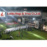 China Aluminum Box Truss for Sports Meeting , stage lighting truss on sale