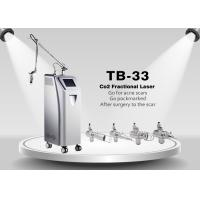 Buy cheap Rf Tube 10600nm Co2 Fractional Ablative Skin Resurfacing Laser Medical Machine from Wholesalers