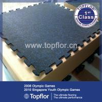 Buy cheap Cheap rubber flooring for gym from Wholesalers