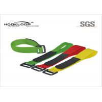 Water Proof Cable Wrap Hook And Loop Straps Velcro Straps For Cords