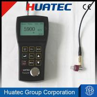 Portable Ultrasonic Thickness Gauge TG-3230 Measuring Ultra Thin Samples Low To 0.15mm