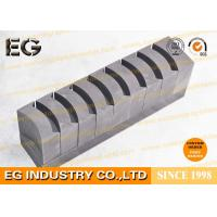 Buy cheap Isostatically 325 Mesh Grain Size Graphite Ingot Mold , Hammer Graphite Mold Casting from Wholesalers