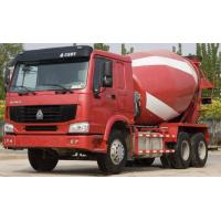 Buy cheap SINOTRUK Light truck 3 cubic meters used concrete mixer truck with pump, concrete truck from Wholesalers