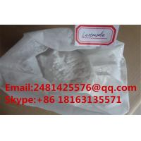 Buy cheap Raw  Anti Estrogen Steroids Femara/Letrozole Powder For Weight Loss CAS 112809-51-5 from wholesalers