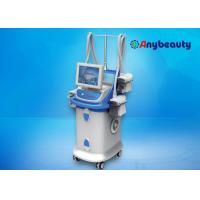 Quality Four Handles Fat Freezing Machine With Vacuum , Cryolipolysis Body Slimming Machine wholesale
