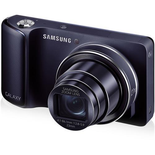 Quality Samsung GC120 Galaxy Digital Camera (Verizon, Black or White) for sale