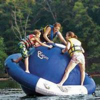 Quality Inflatable Water Floating Ufo For Water Park Amusment Sports Games wholesale