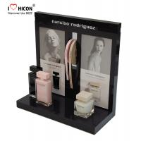 Buy cheap Get Attention Acrylic Custom Cosmetic Display Stand Low MOQ For Beauty Store from wholesalers
