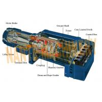 Buy cheap SH Series Electric Wire Rope Hoist with 10 - 20 t Unitized Capacity CE from Wholesalers