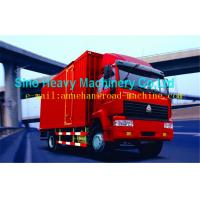Buy cheap SINOTRUK SWZ 4X2 CARGO TRUCK Option 290/336/371hp from Wholesalers