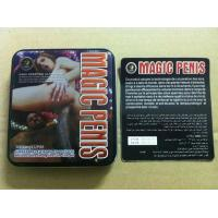 Buy cheap Magic Penis Sexual Enhancement Pill For Lasting And Firm Erection , Enlargement For Man No Side Effects from wholesalers
