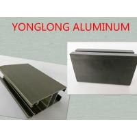 Buy cheap 6061 / 6063 T3 - T8 Anodized Aluminum Profiles , Aluminum Window Screen Frame from wholesalers
