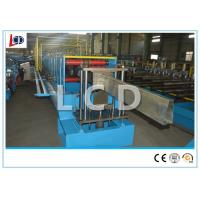 Buy cheap Metal Steel Pipe Cold Roll Forming Machine 10m / Min AC Motor With Lock Seam from Wholesalers
