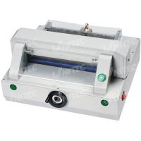 Buy cheap Compact Automatic Table Top Paper Cutting Machine 320mm Table Depth HD-QZ320 from Wholesalers
