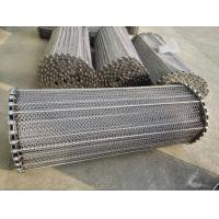 Buy cheap Stainless Steel Wire Conveyor Belts Acid Proof For Meat / Tortilla Processing from wholesalers