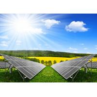 China Refurbished Used Solar Panels Silver Frame -40 To 85 °C Work Temperature on sale