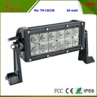 Buy cheap 36w 7 Inches Double Row LED Headlight Light Bar for Motorsport Rally Car, Snowmobile, ATV from Wholesalers