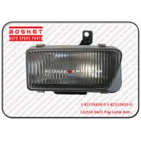 Buy cheap Front Fog Lamp Isuzu Body Parts For Cyz51k 6wf1 1821104540 1821104530 from Wholesalers