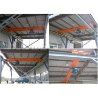 Buy cheap 20 Ton Single Girder Overhead Crane EOT Crane For Plants / Warehouses from Wholesalers