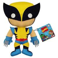 Marvel Avengers Wolverine Stuffed Toy Cartoon Plush Toys Lovely