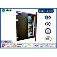 Buy cheap Flexible Metal Insulated Fire Door With Two Leaf Strong Temperature Resistant from Wholesalers