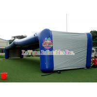 Buy cheap PVC Outdoor Party Tents Air - Tight Inflatable Shelter Tent 0.6mm Or 0.9mm Tarpaulin Pvc from wholesalers