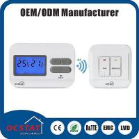 Buy cheap Air Conditioner controller Underfloor Heating Non Programmable Digital Thermostat With LCD Display from wholesalers