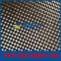 Buy cheap 1k carbon fiber fabric from Wholesalers