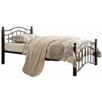 Buy cheap Warm Kids Bedroom Furniture Metal Frame Bed And Mattress Twin Size Platform Bed from Wholesalers