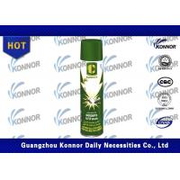 Quality Household Insects Mosquito Repellent Spray , Disposable Repel Mosquito Spray wholesale