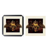 Buy cheap SGS 3d Lenticular Picture With PS Frame 0.6mm Pet Thickness 5d Photos from Wholesalers