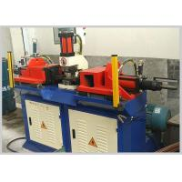Buy cheap Double Head Tube Pipe End Forming Machine 110v 220v / 380v Low Power Consumption from Wholesalers