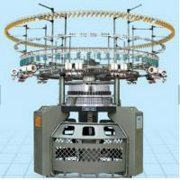 Buy cheap High Production Auto Striper Circular Knitting Machine Durable With Tight from wholesalers