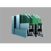 Buy cheap Industrial Powder Coating Aluminium Extrusion Profile 6063 / 6005 T5 from Wholesalers