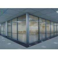 Buy cheap Innovative Aluminium Glass Partition For Customisable Office Design from Wholesalers