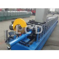 Buy cheap Steel Downpipe Cold Roll Forming Machine 380V 50HZ Customized Weight from Wholesalers
