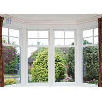 Buy cheap Aluminium Single Hung Window / Vertical Sliding Windows With Top Brand Hardware from Wholesalers