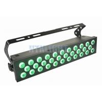 Buy cheap 32*10W RGBWA 5in1 LED stage wash light for events, productions, theater, music concert from wholesalers