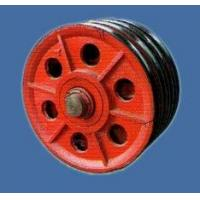 Buy cheap Q235B / Q345B TC 135 Crown Block Sheave / Pulley For Oilfield from Wholesalers