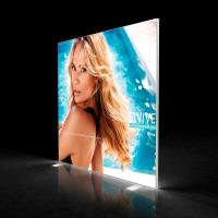 Quality Double Sided Seg Fabric Frames Printing And Frame / Tension Fabric Trade Show Displays wholesale