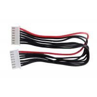 Buy cheap 2.54mm Pitch JST XHP-7P MaleTerminal Connector Balance Charging Wire Harness from wholesalers