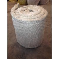 Quality Flexible Rockwool Insulation Blanket Fire Proof 25mm - 150mm Thickness wholesale