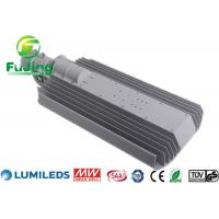 Buy cheap Smart Control Industrial Led Pole Light Fixtures , Commercial Parking Lot Lighting Fixtures from wholesalers