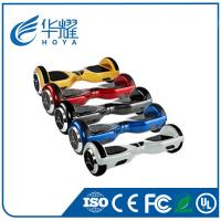 Quality 6.5 inch 2 Wheels Self Balancing Board e-scooter electric scooter With Bluetooth wholesale
