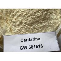 China GW501516 Mass Lean Fat Burning Steroids Sarms Bodybuilding Supplements White Powder on sale